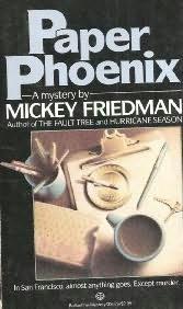 book cover of Paper Phoenix