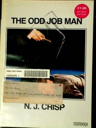 book cover of The Odd Job Man