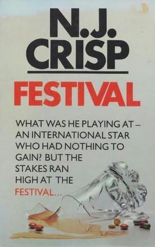book cover of Festival