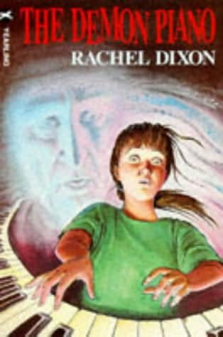 book cover of The Demon Piano