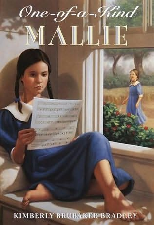 book cover of One-of-a-kind Mallie
