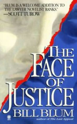 book cover of The Face of Justice
