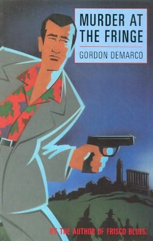 book cover of Murder At the Fringe