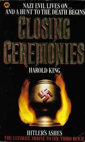 book cover of Closing Ceremonies