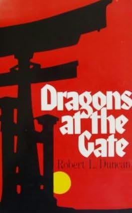 book cover of Dragons At the Gate