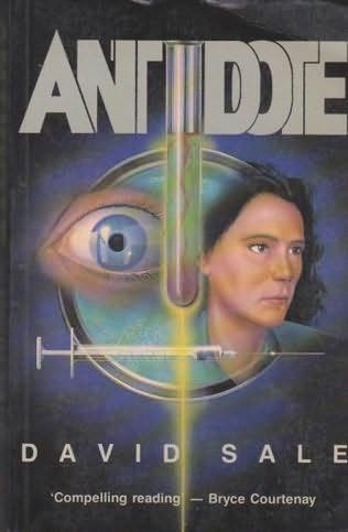 book cover of Antidote