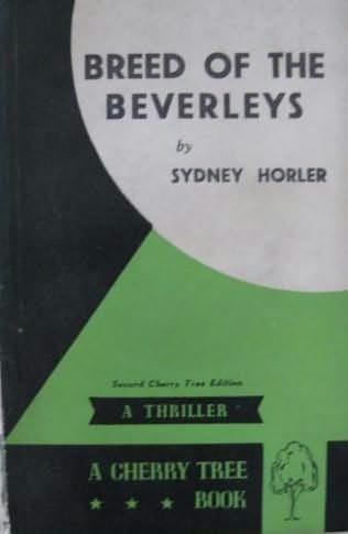 book cover of The Breed of the Beverleys