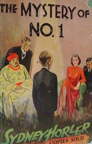 book cover of The Mystery of No. 1