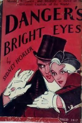 book cover of Danger\'s Bright Eyes