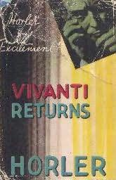 book cover of Vivanti Returns