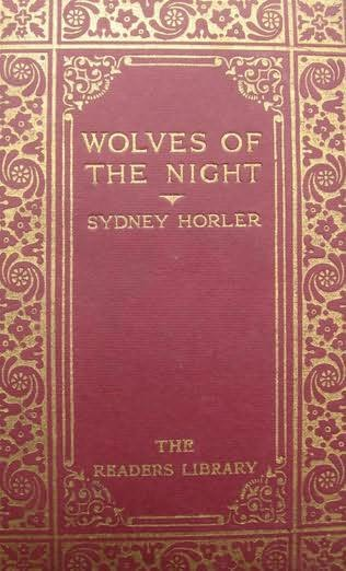 book cover of Wolves of the Night