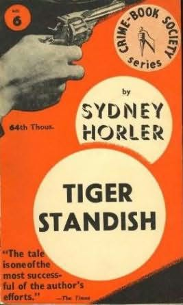 book cover of Tiger Standish