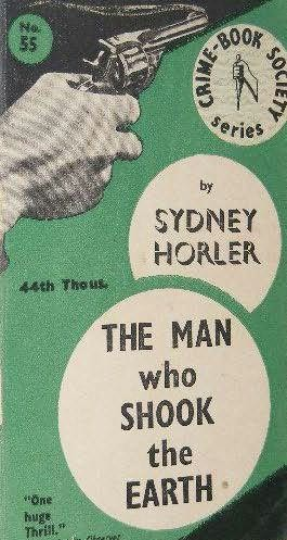 book cover of The Man Who Shook The Earth