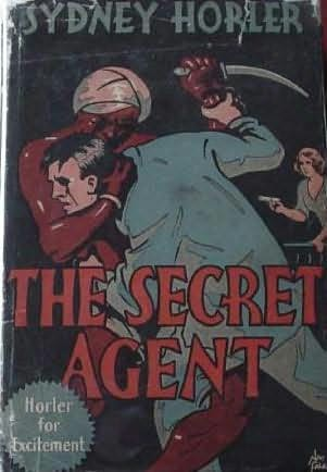 book cover of The Secret Agent
