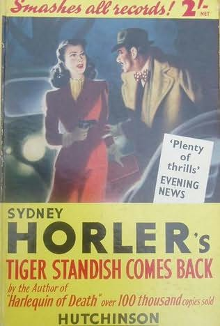 book cover of Tiger Standish Comes Back