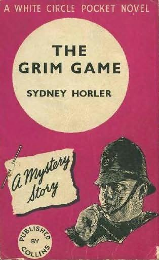 book cover of The Grim Game