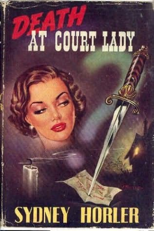 book cover of Death At Court Lady