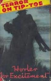 book cover of Terror On Tip-toe