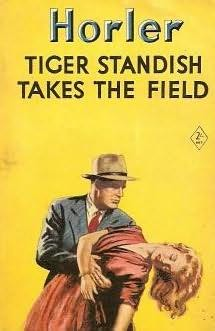 book cover of Tiger Standish Takes the Field