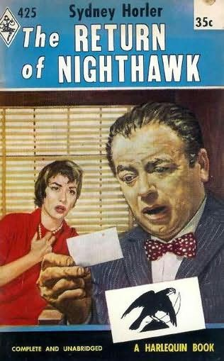 book cover of The Return of The Nighthawk