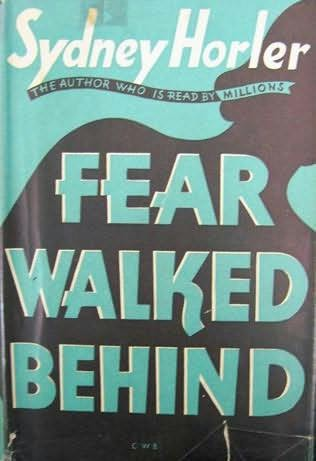 book cover of Fear Walked Behind