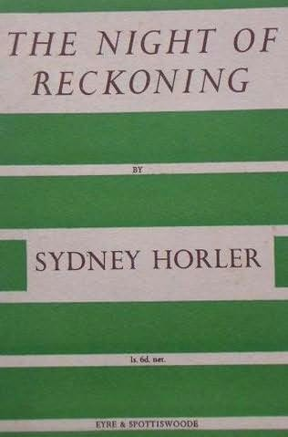 book cover of The Night of Reckoning