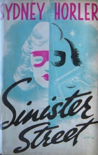 book cover of Sinister Street