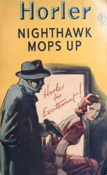 book cover of Nighthawk Mops Up