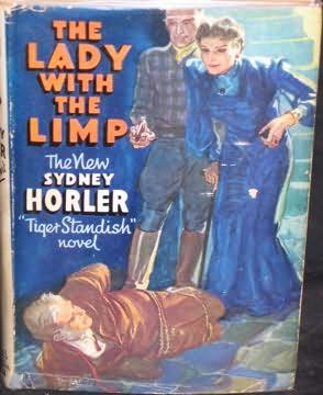 book cover of The Lady with the Limp