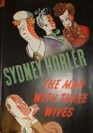 book cover of The Man with Three Wives