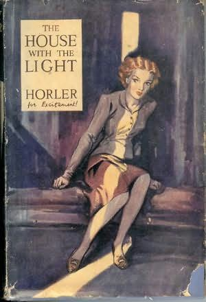 book cover of The House With The Light