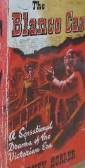 book cover of The Blanco Case