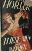 book cover of These Men and Women