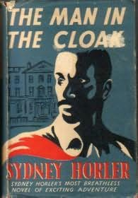 book cover of The Man in the Cloak