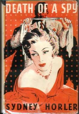 book cover of Death of a Spy