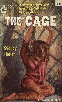 book cover of The Cage