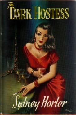 book cover of The Dark Hostess