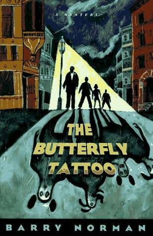 book cover of The Mickey Mouse Affair (The Butterfly Tattoo) (Bobby Lennox,