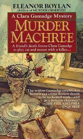 book cover of Murder Machree