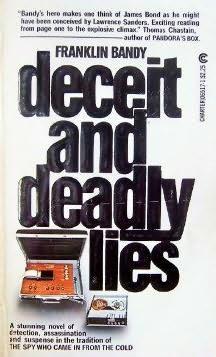 book cover of Deceit & Deadly Lies