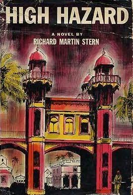 book cover of High Hazard