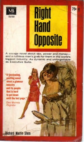 book cover of Right Hand Opposite