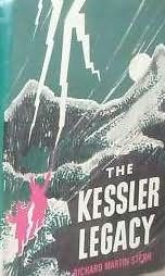 book cover of The Kessler Legacy