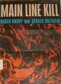 book cover of Main Line Kill