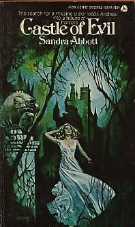 book cover of Castle of Evil
