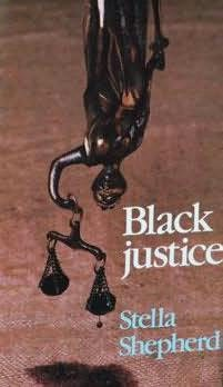 book cover of Black Justice
