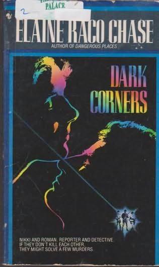 book cover of Dark Corners