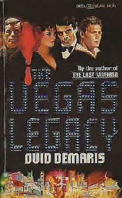 book cover of The Vegas Legacy