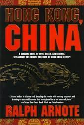 book cover of Hong Kong, China