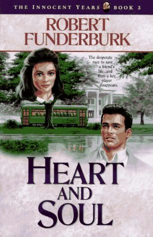 book cover of Heart and Soul